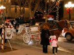 Parker Christmas carriage