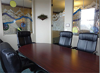 Hi-Tech Conference Rooms